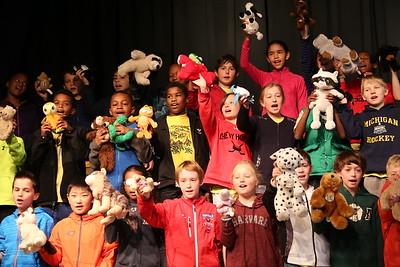 4th grade Fun Concert