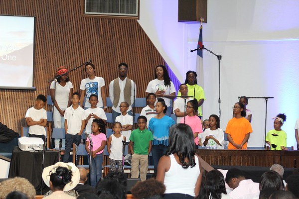 4th Sunday Children's Choir Jul 2017