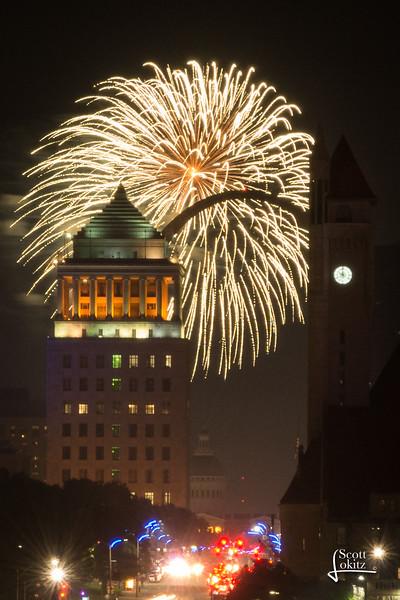Fireworks 2021-10