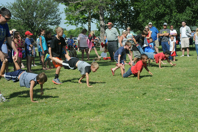4th of July Kids Games