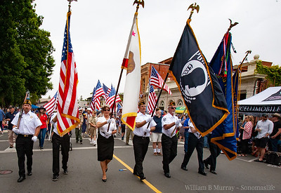2018 4th of July Sonoma