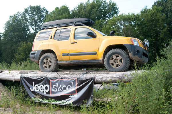 Jeep Skool