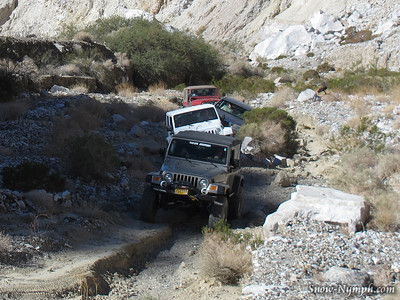 2012 (Oct 26) Jail Canyon Run - Fall Haul