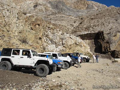 2012 (Oct 27) Defense Mine Run - Fall Haul