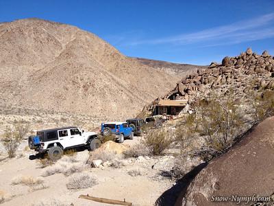2012 (Oct 28) Osborn Canyon Run - Fall Haul