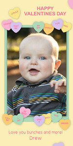 Make this cardMinimum photo resolution: 992x1475