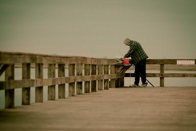5-10-18 - Fishing Pier and Gilgo