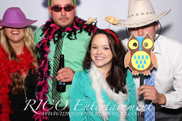 5-16-14 - Brianne & Evangelos Wedding Photobooth