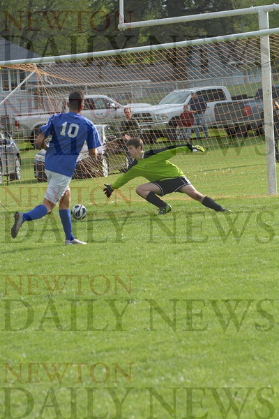 5-2 CMB Boys Soccer vs. Marshalltown