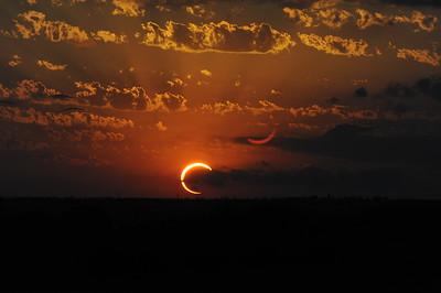 5-20-2012 Solar Eclipse