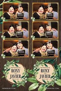 5-21-2021 Roxy & Javier