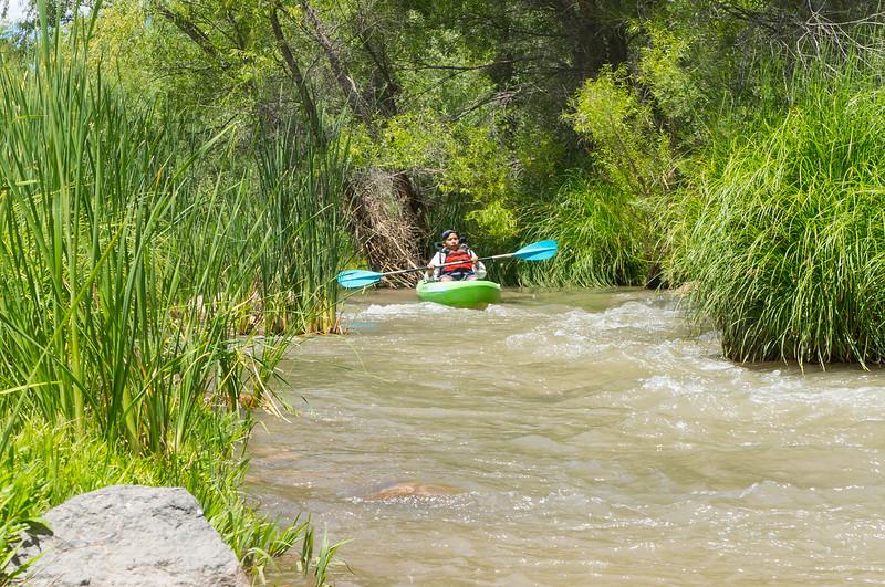 Verde River Institute Float Trip, Tapco to Tuzi, 5/22/17