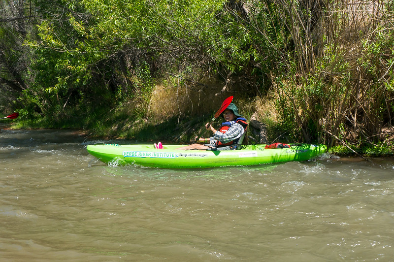 Verde River Institute Float Trip, Tapco to Tuzi, 5/22/17