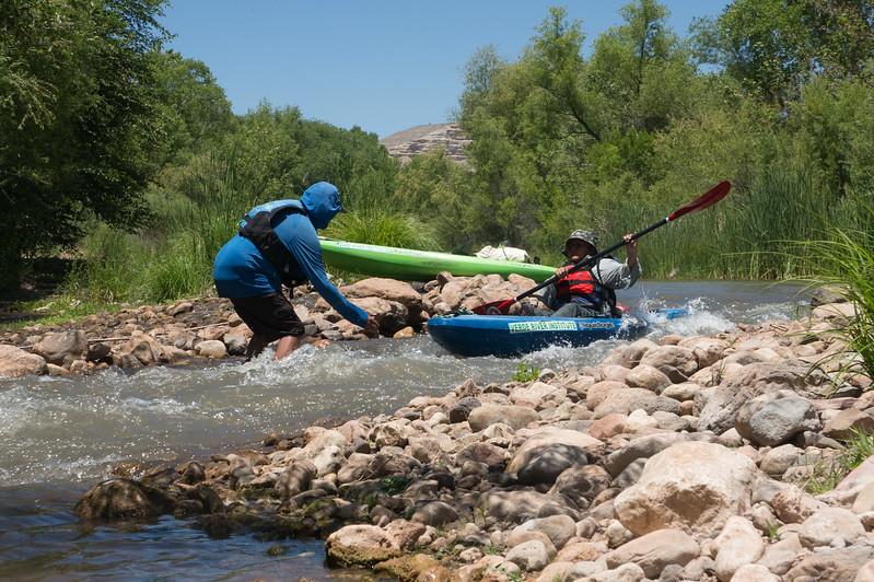 Verde River Institute Float Trip, Tapco to Tuzi, 5/23/17