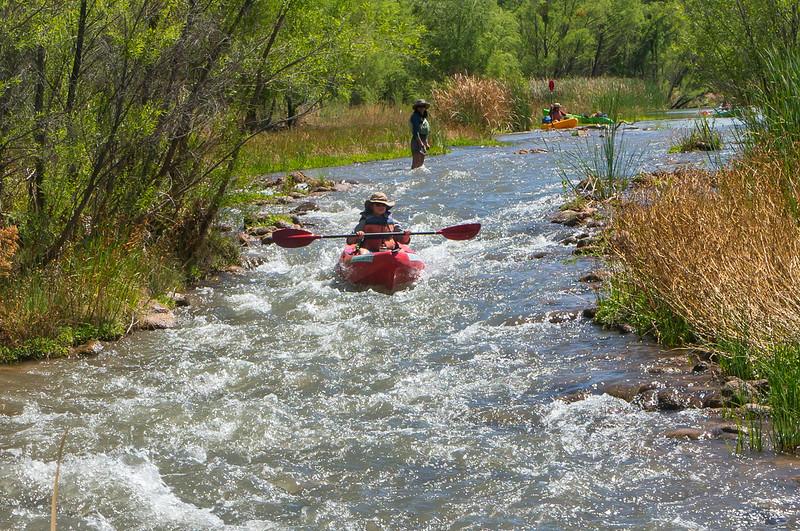 Verde River Institute Float Trip, Tapco to Tuzi, 5/3/18