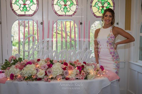 5-4-2018 Amanda's Sweet 16