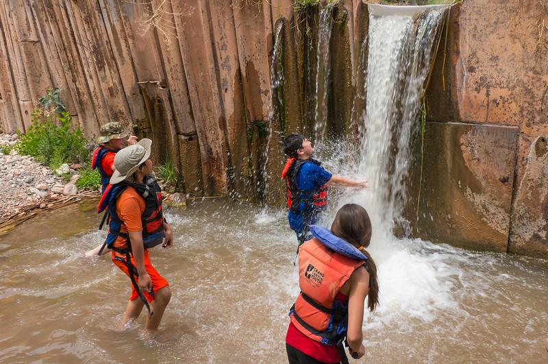 Verde River Institute Float Trip, Tapco to Tuzi, 5/7/18