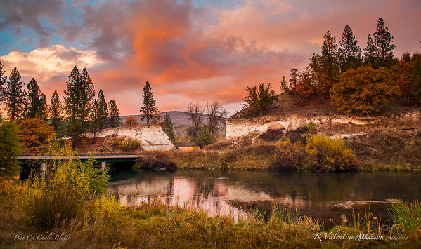 5 Rivers: Hat Ck, Pit, Upper Sac, McCloud and Fall Rivers