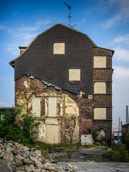 Hausmauer Osterfeld