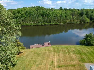 Beautiful 3+ acre lake