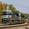 NS2012100674 - Norfolk Southern, Cohutta, GA, 10/2012