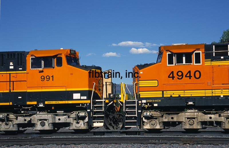BNSF2001060231 - BNSF, Raton, NM, 6/2001
