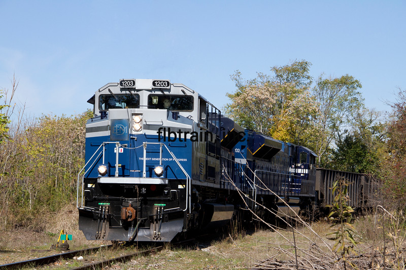 ATN2012100002 - Alabama & Tennessee RR, Birmingham, AL, 10/2012