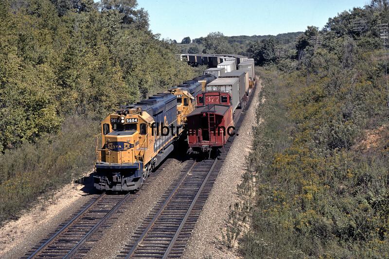 SF1977090022 -  Santa Fe, Bucklin, MO, 9/1977