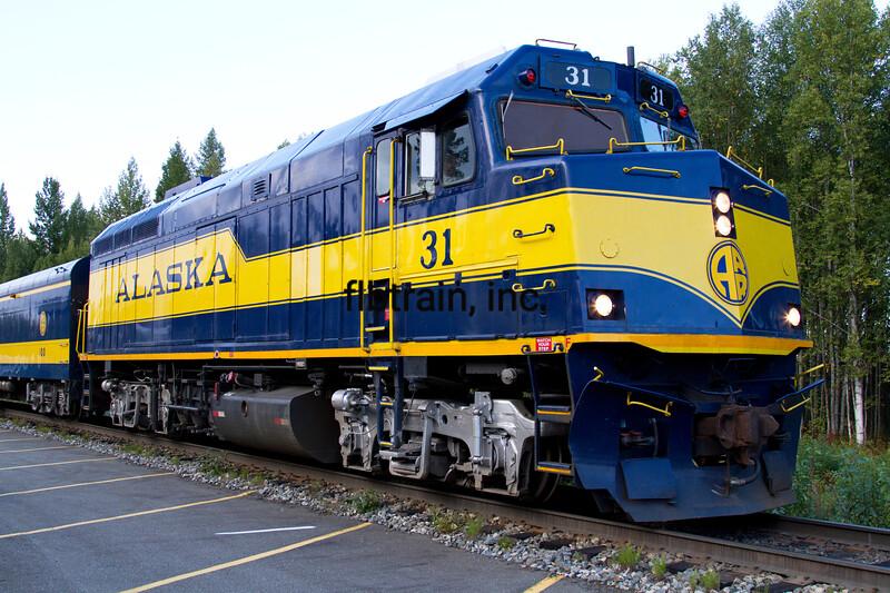 ARR2015080604 - Alaska RR, Talkeetna, AK, 8/2015