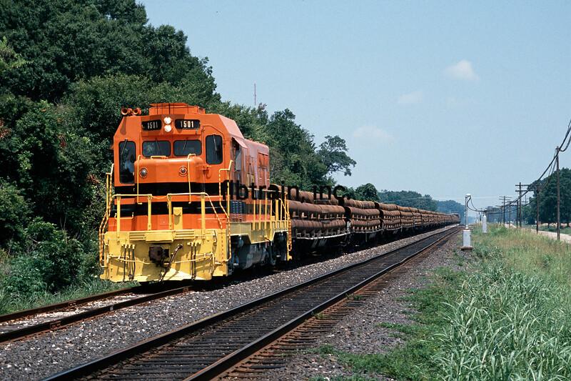 LD1990060120 - Louisiana & Delta, New Iberia, LA, 6/1990