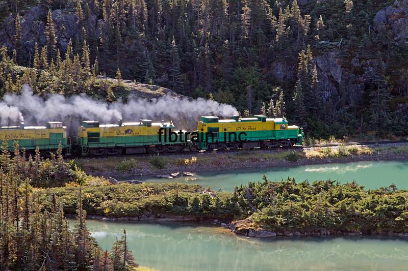 WPY2015092824 - White Pass & Yukon, Fraser, BC, 9/2015