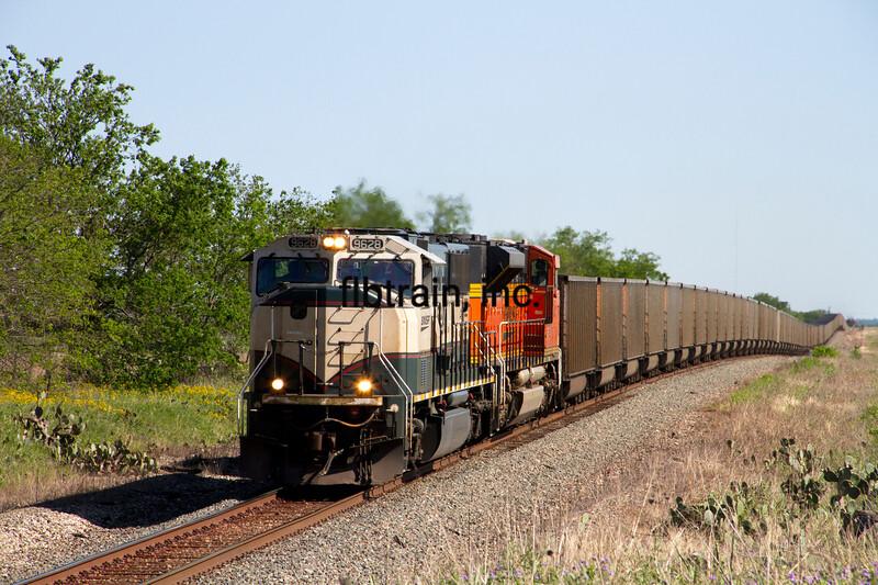 BNSF2013040301 -  BNSF, Crawford, TX, 4/2013