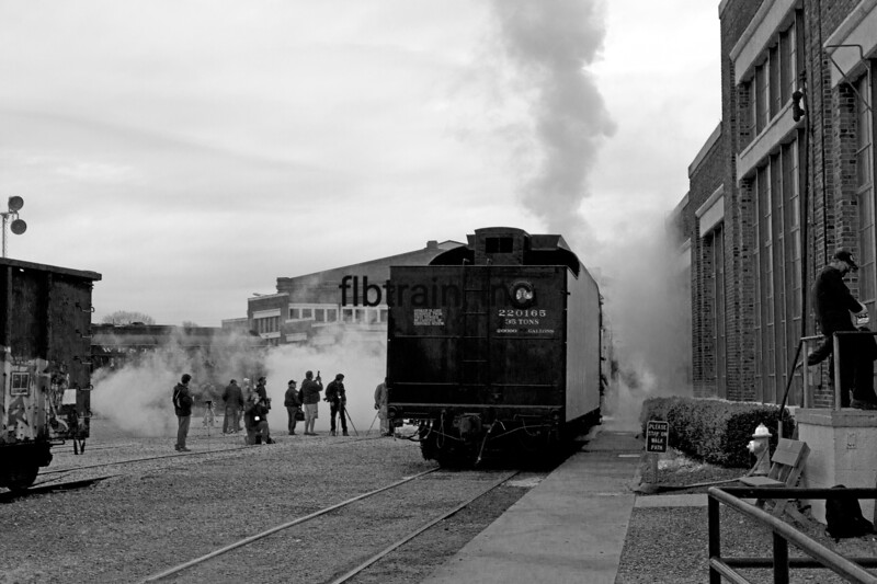 NW2016040530 - Norfolk & Western 611, Spencer Shops, NC, 4/2016
