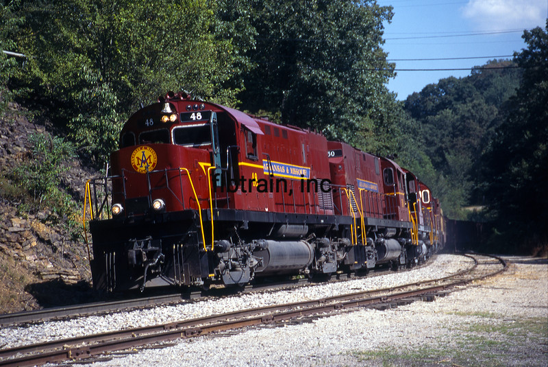 AMO1999080006 - Arkansas & Missouri, Winslow Tunnel, AR, 8/1999