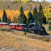 CT2008104503 - Cumbres & Toltec, CO/NM,  10/2008