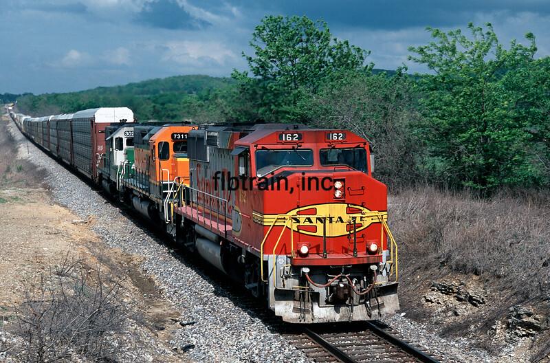 BNSF2000050026 - BNSF, Mountain View, MO, 5/2000