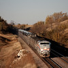 AM1996106001 - Amtrak, Red Oak, IA, 10/1996
