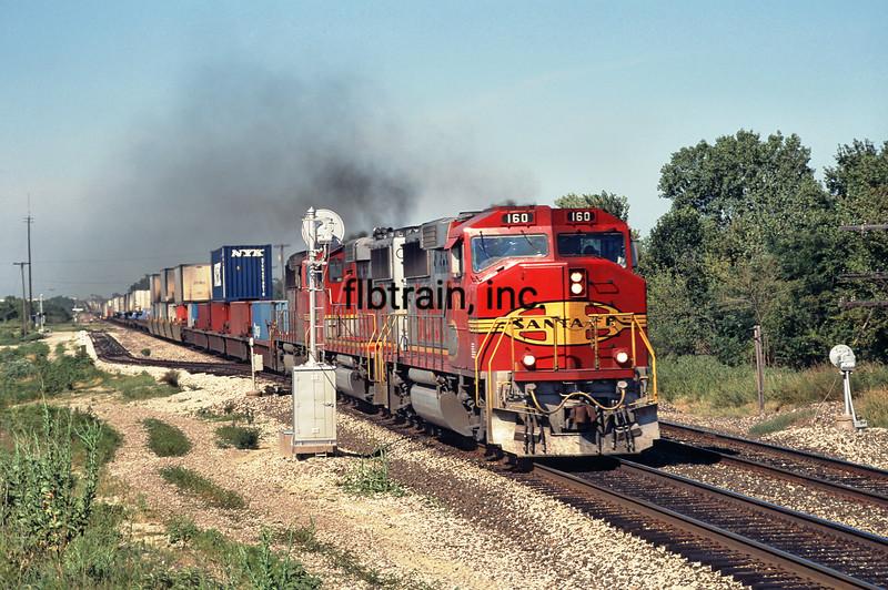 SF1991080008 - Santa Fe, Cassoday, KS, 8/1991