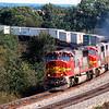 BNSF1996091038- BNSF, Chillicothe, IL, 9/1996