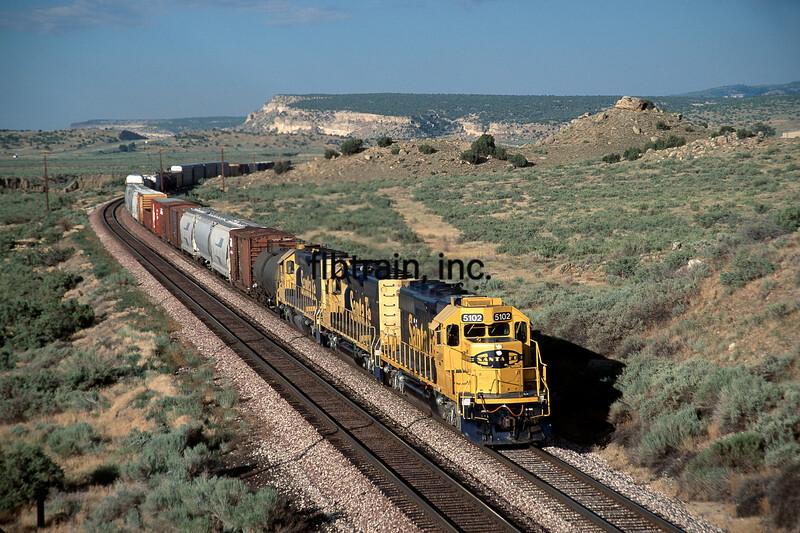SF1994080043 - Santa Fe, Fort Defiance, NM, 8/1994