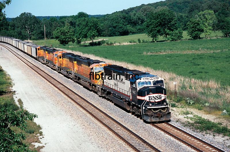 BNSF2000050154 - BNSF, Williford, AR, 5/2000