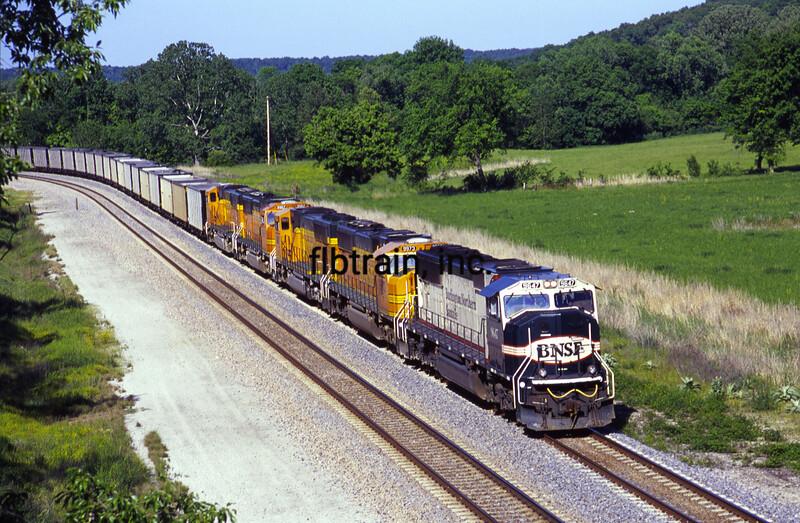 BNSF2000050148 - BNSF, Williford, AR, 5/2000