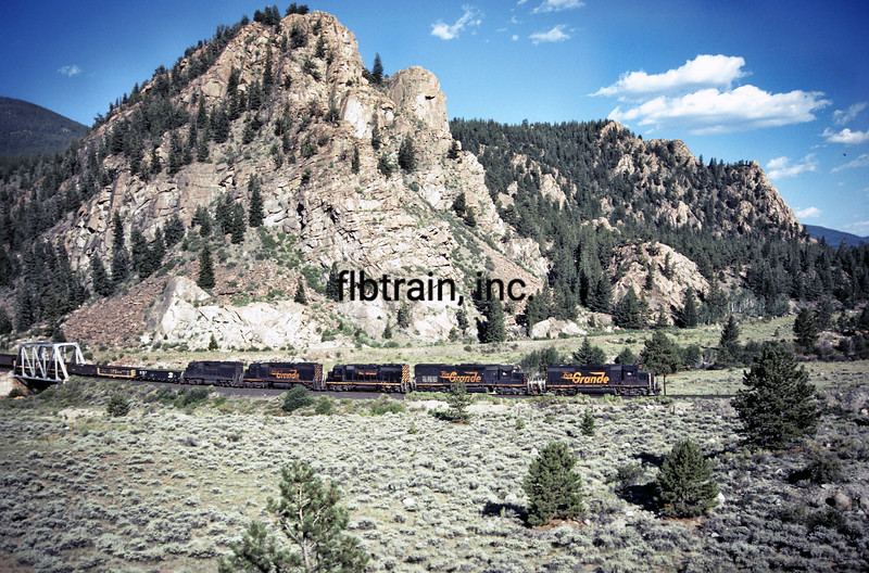 DRG1988070028 - Rio Grande, Leadville, CO, 7/1988