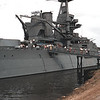 SHIP1956050033 - Battleship Texas, Houston, TX, 5-1956