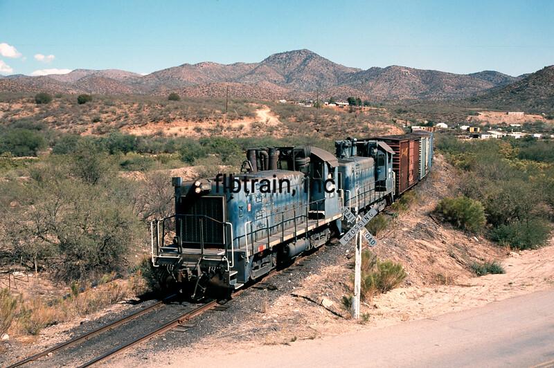 AZER2002100082 - Arizona & Eastern, Globe, AZ,  10/2002.