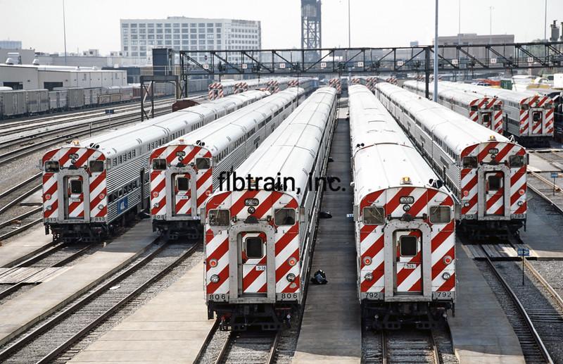 MET2000090006 - Metra, Chicago, IL, 9/2000