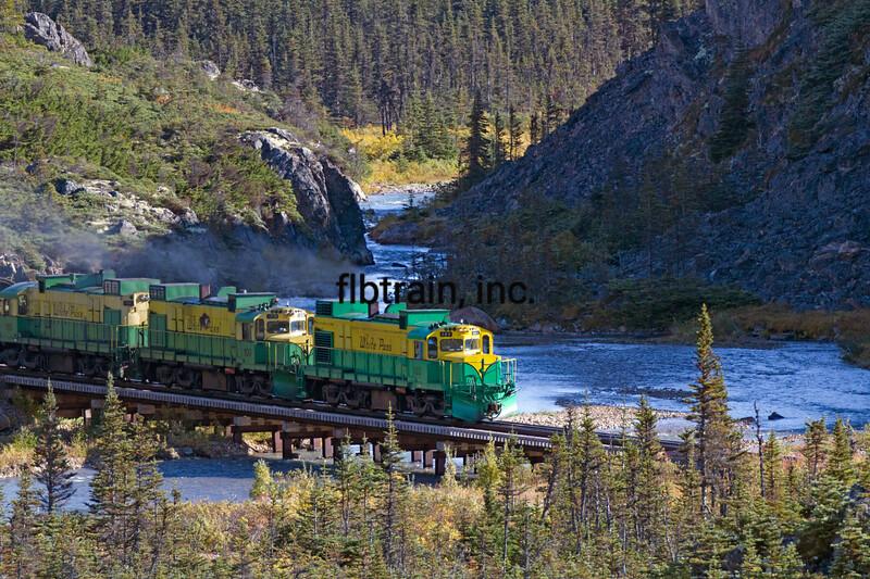 WPY2015092817 - White Pass & Yukon, Fraser, BC, 9/2015