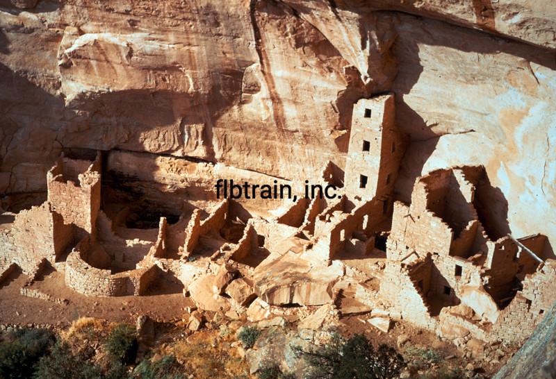 USA1972080080 - Mesa Verde NP, CO, 8/1972