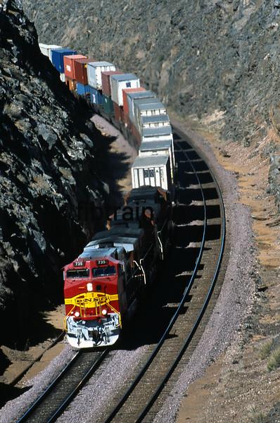 BNSF2002100191 - BNSF, East Perrin, AZ, 10/2002