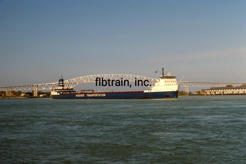 SHIP1981100287 - Ship, Port Huron, MI, 10-1981